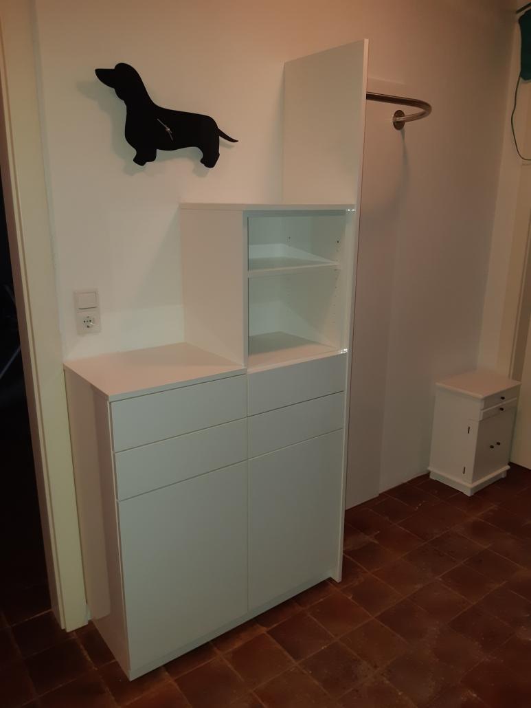 Garderobe Vorzimmer