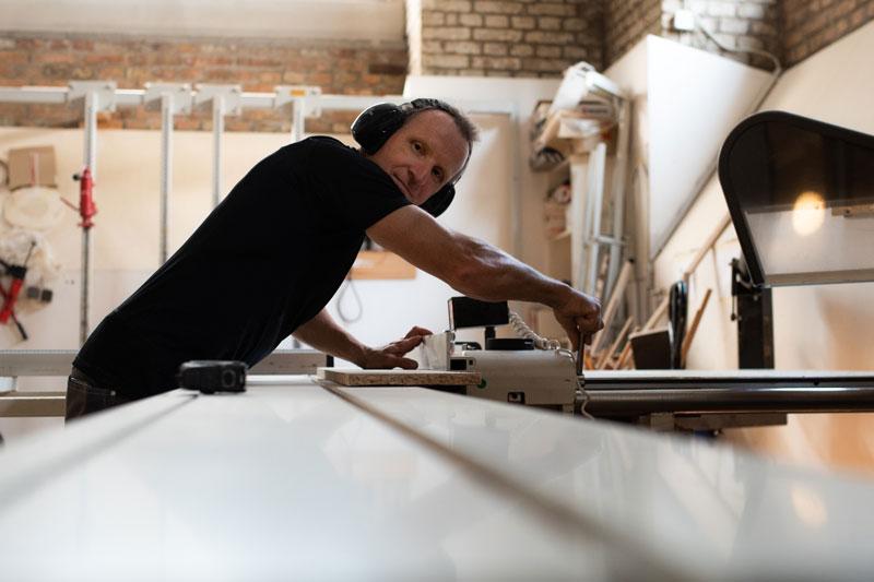 Maßfertigung Ihrer Möbel In Unserer Tischlerwerkstatt In Wien