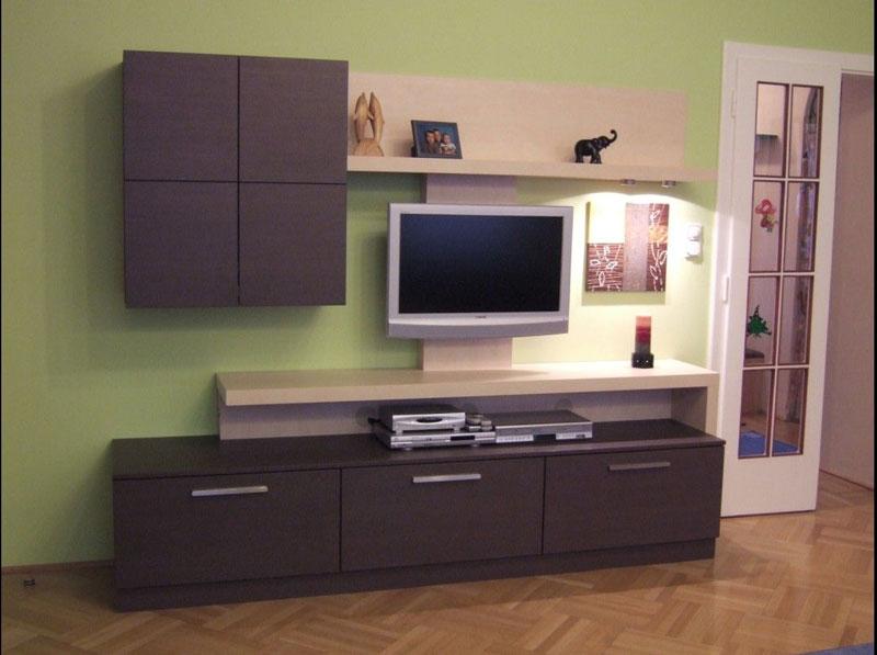 Wohnzimmer - Fernseher-Board