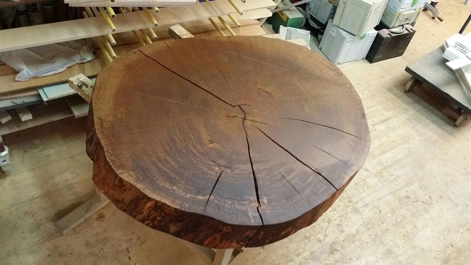 Tischlerarbeit Baumscheibe